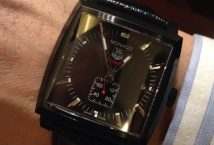 Monaco Full Black 37mm