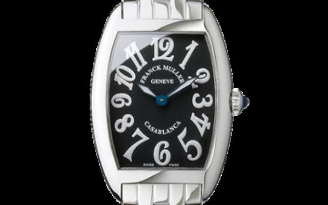 20歳の記念 フランクミュラー時計