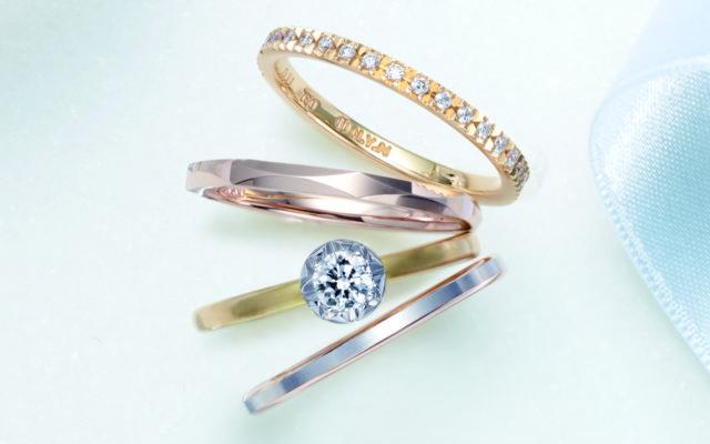 N.Y. NIWAKAの結婚指輪のコンセプトは?