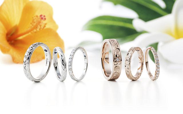 結婚指輪Makana 10年後