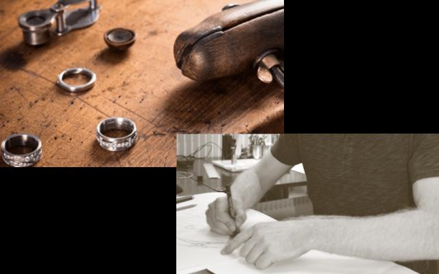 フラージャコ―の鍛造製法