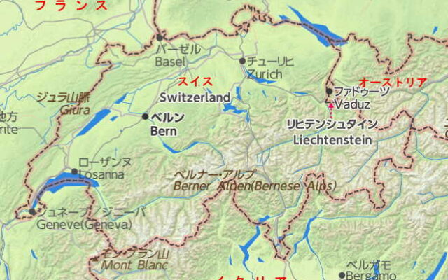 高級時計はなぜスイスが多いのか