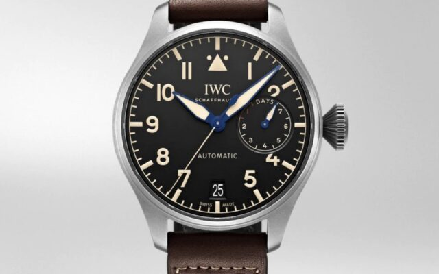 IWC ビッグ・パイロット・ウォッチ・ヘリテージ