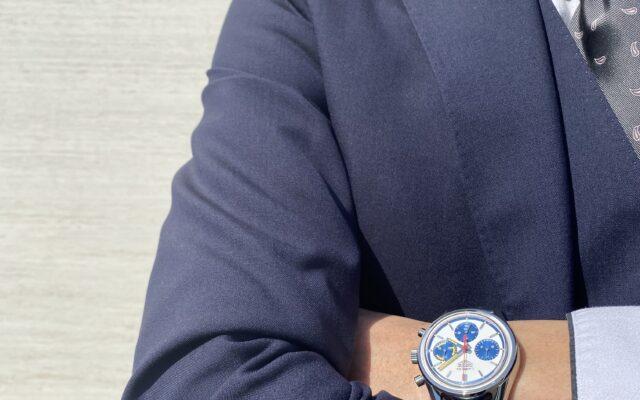 初めての高級時計
