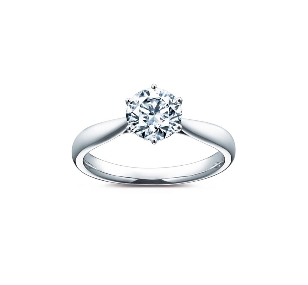 PIACERE Solitaire Ring