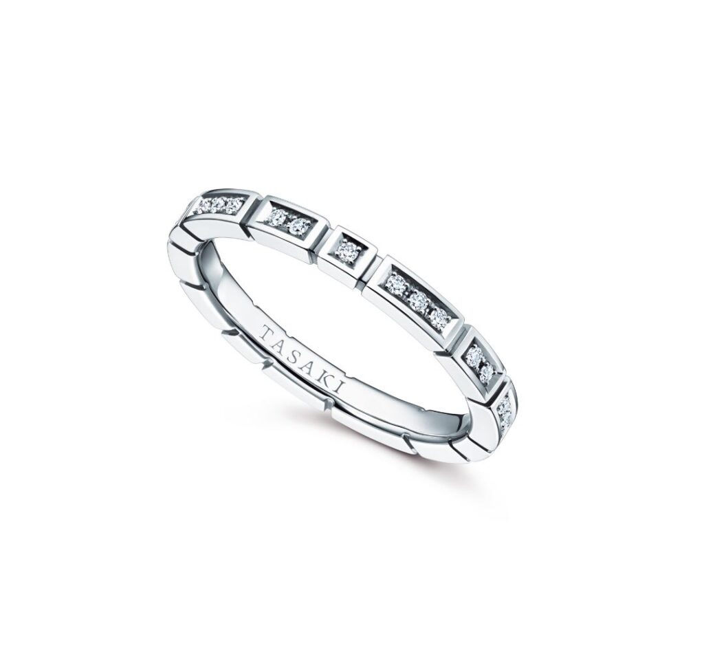 PIANO Full Eternity Ring