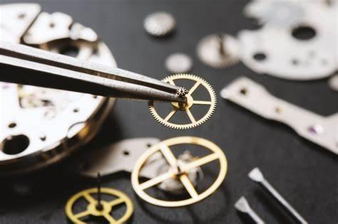 お時計のメンテナンスについて