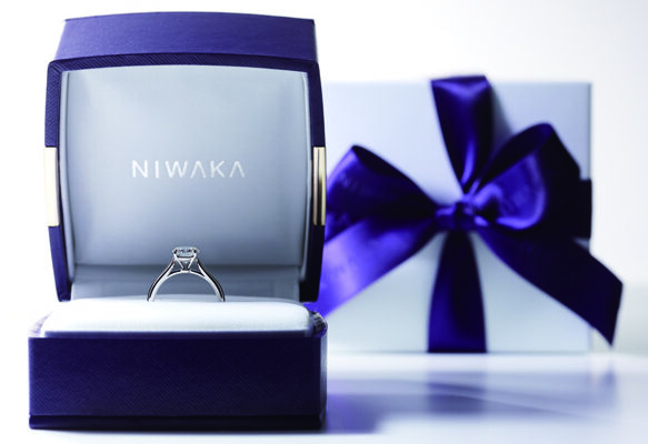 【NIWAKA】日本の心を伝えるリングケース